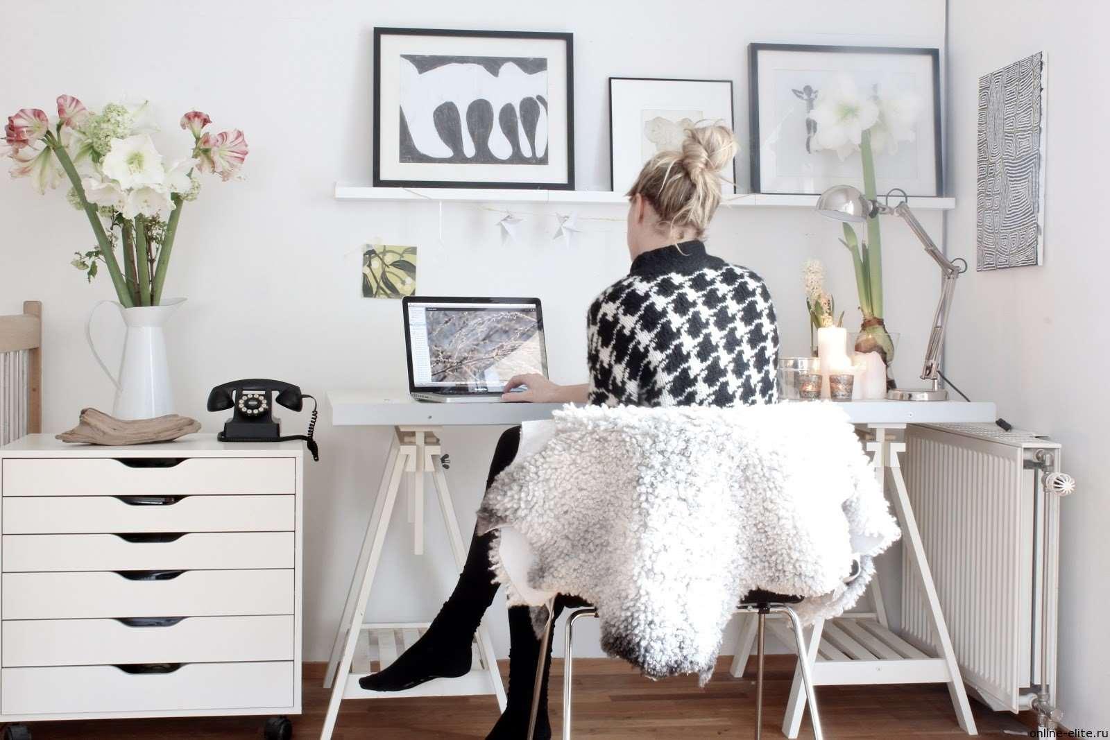 Как заработать сидя дома?