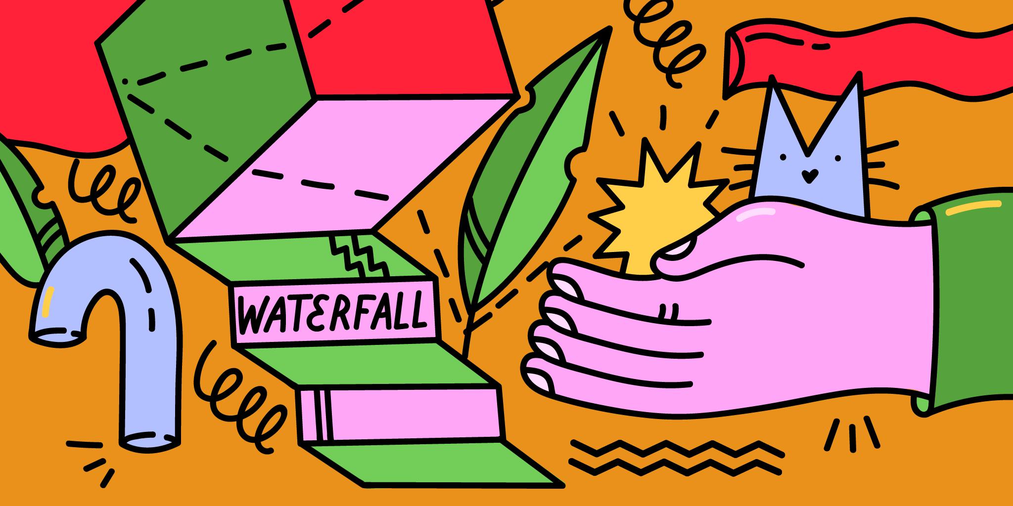 Методологии разработки: Waterfall