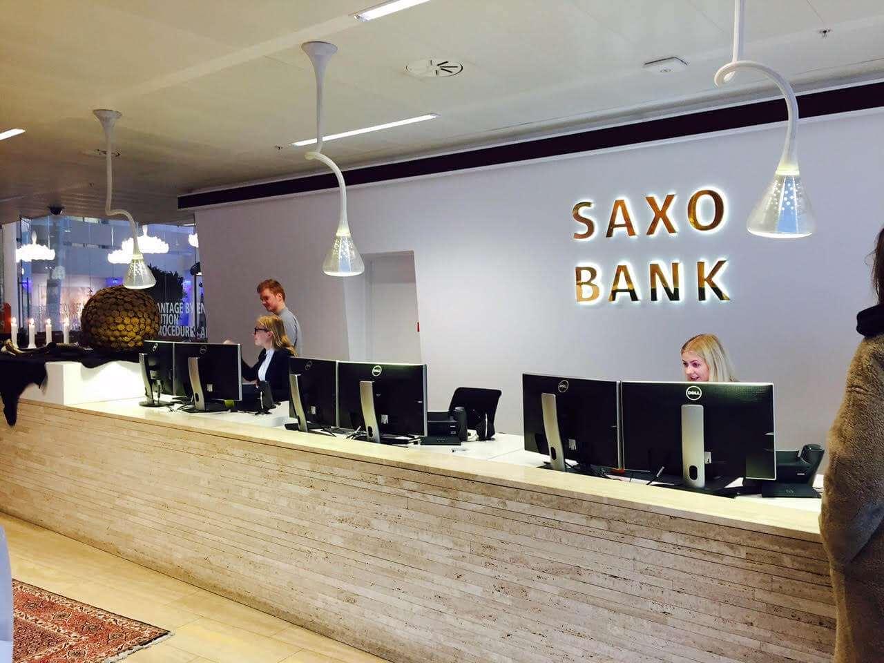Обзор Saxo Bank Broker