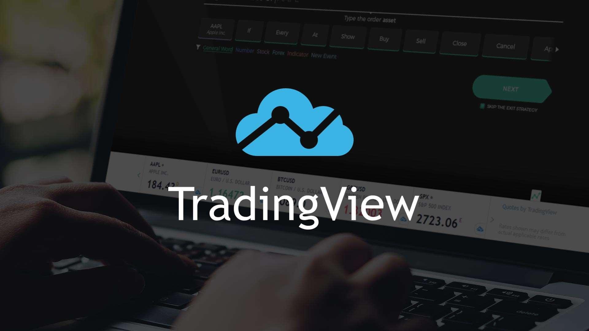 TradingView — верный помощник трейдера