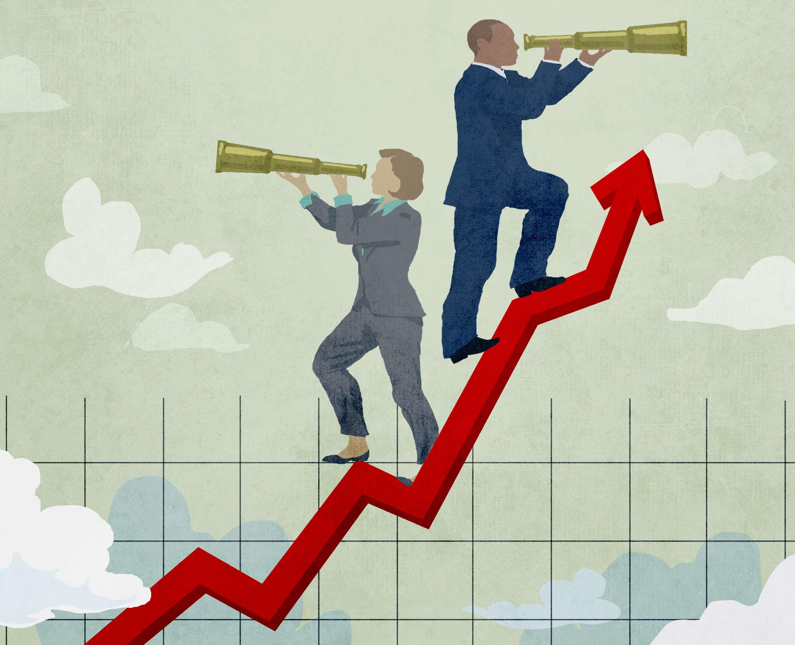 Торговля индексом Dow Jones